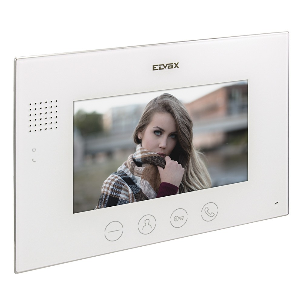 Elvox K40902 Video Door Entry Kit 1 Door Colour Raytel Security