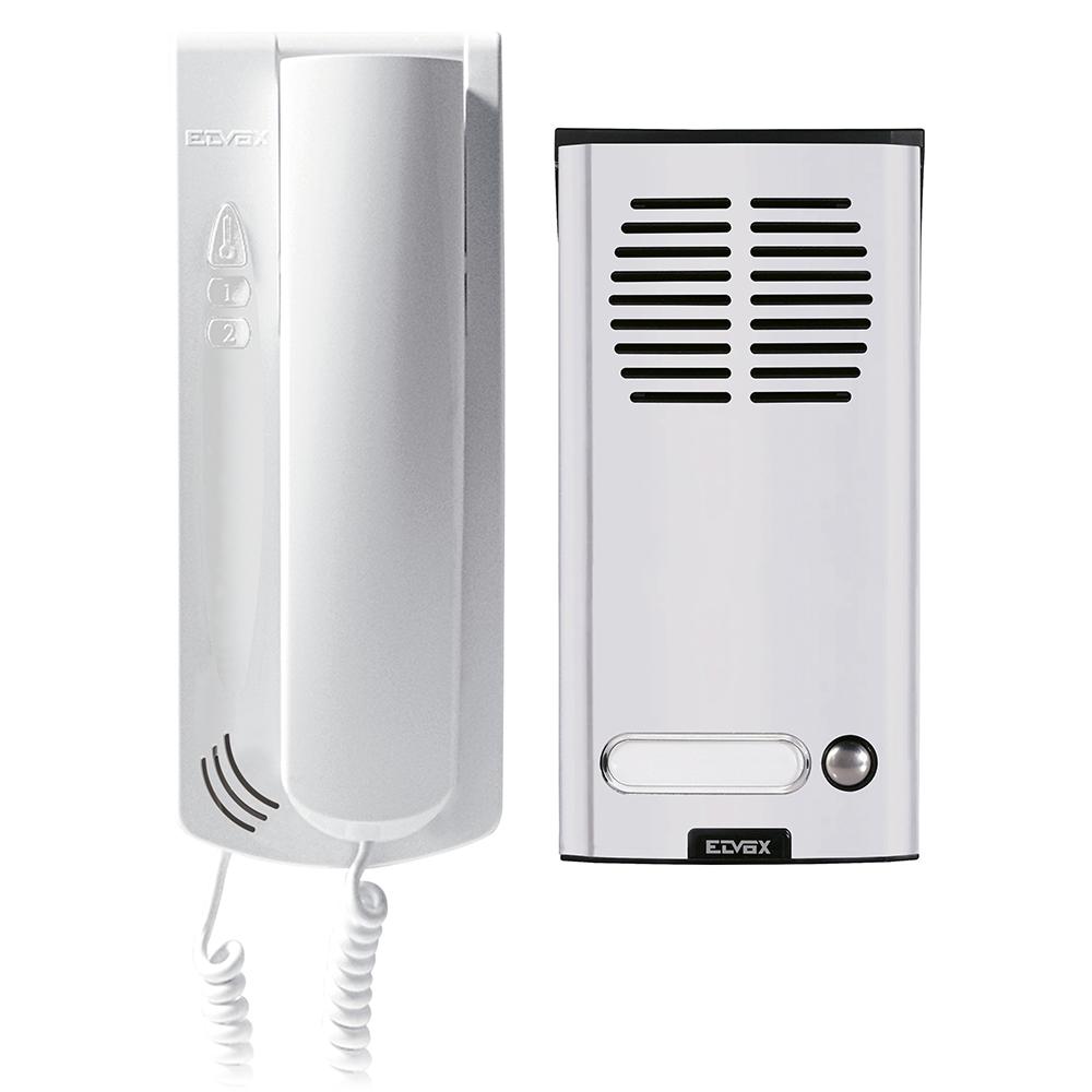 Elvox K62k001 1f Audio Door Entry Kit 1 Door Raytel Security