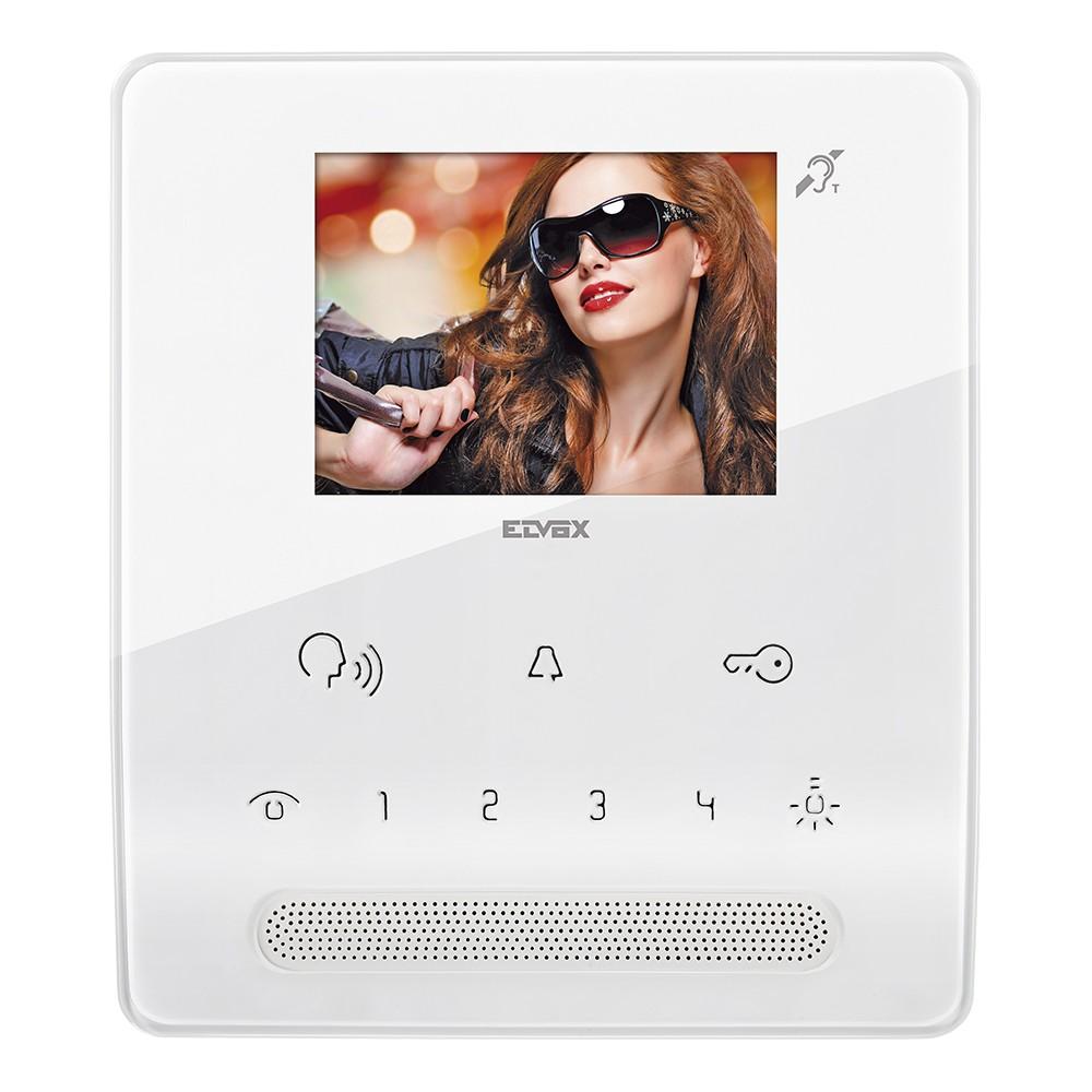Elvox Tab Free Audiovideo Door Entry Hands Free Handset Raytel