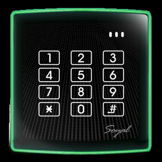 Soyal AR-888H Proximity Controller, Reader and Keypad