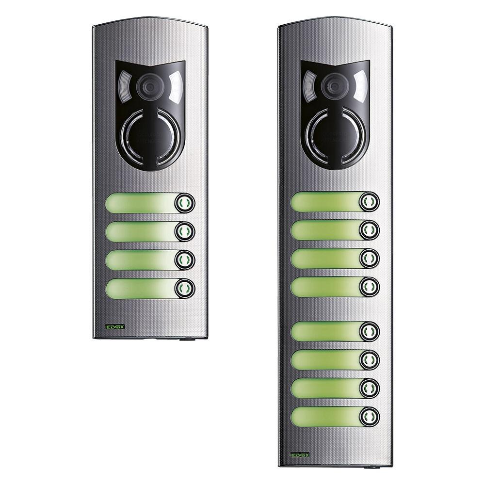 Elvox Medium and Large Door Entry Panels - 1200 Series