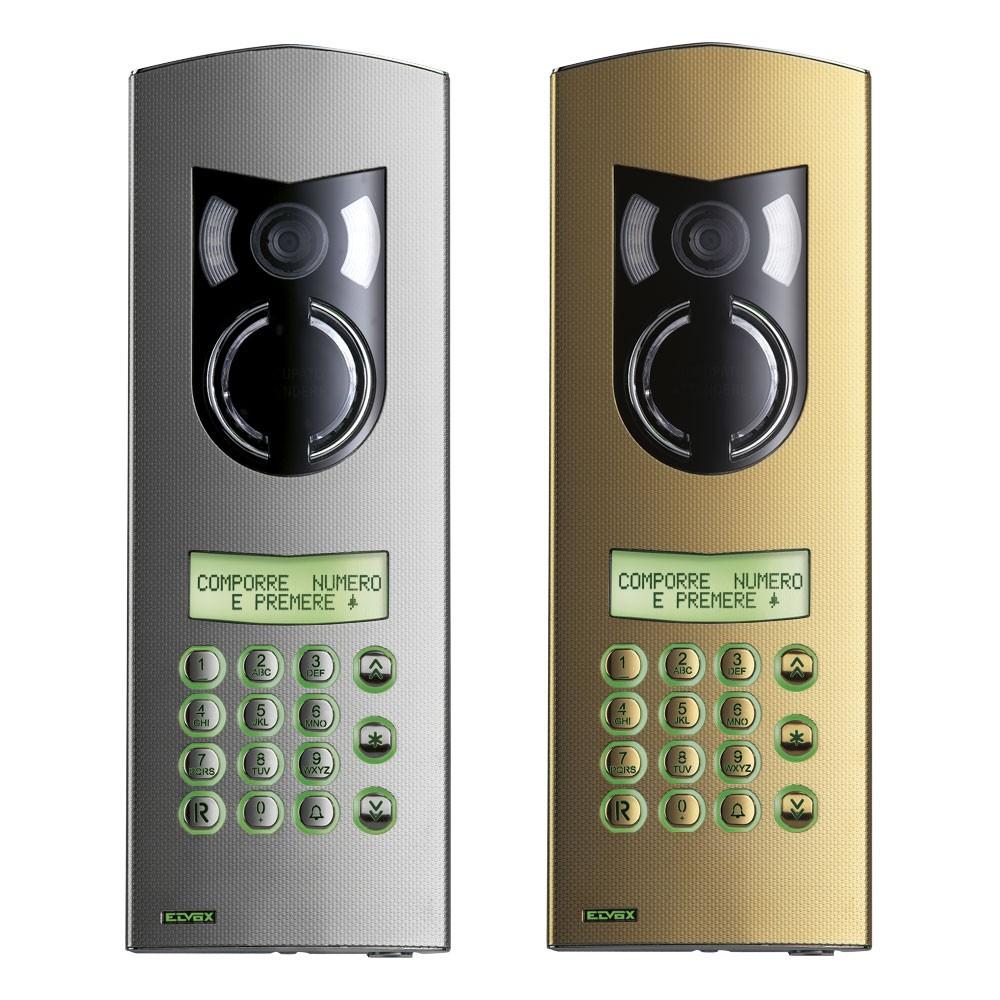 Elvox Digital Dial Door Entry Panels - 1200 Series