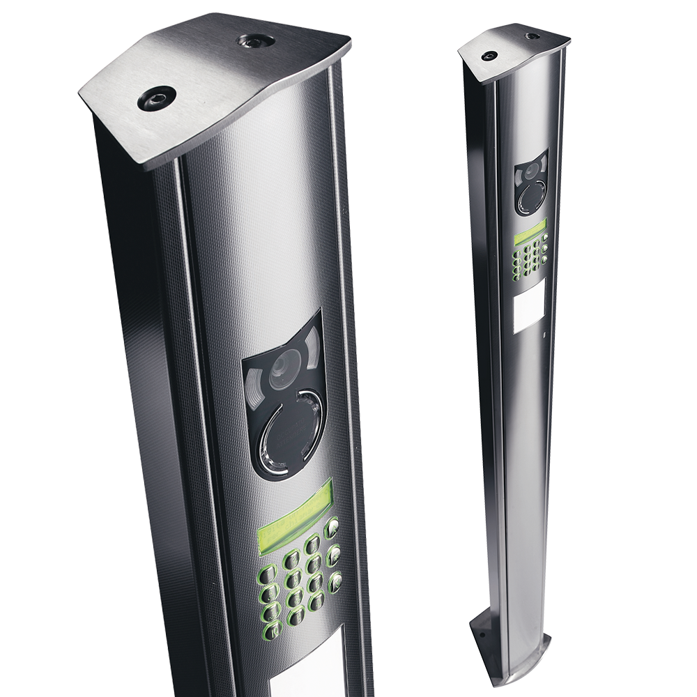 Elvox 1200 Series Posts - Digital Dial