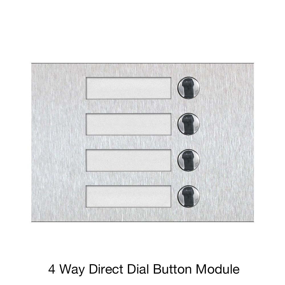 4 Way Direct Dial Button Module