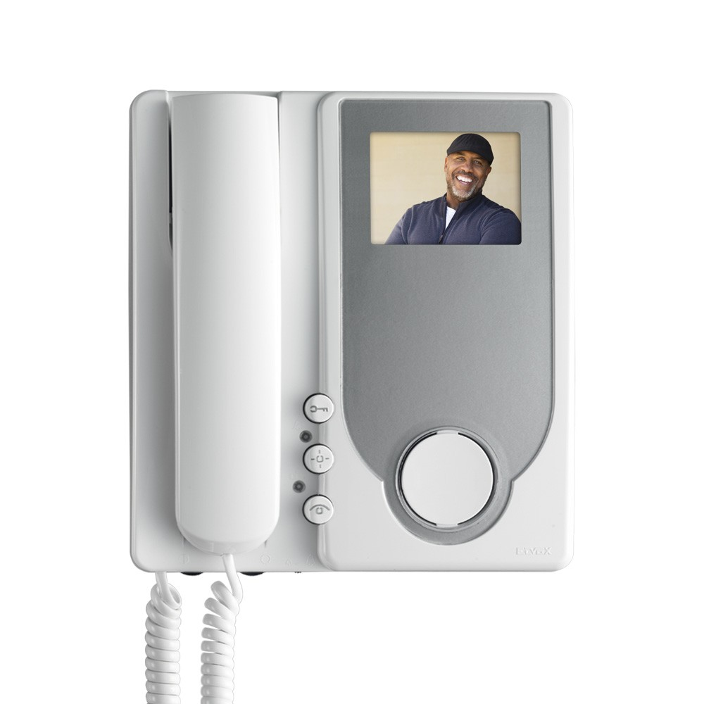 Elvox Colour Door Entry Handset - 6341