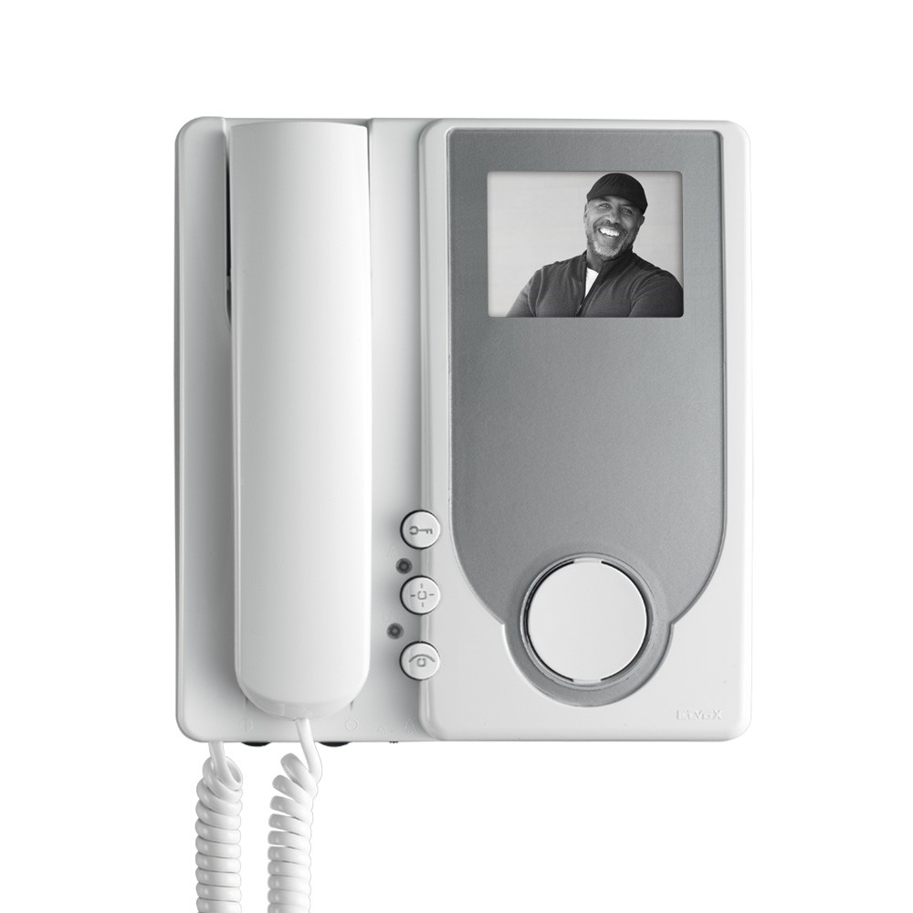 Elvox Mono Door Entry Handset - 6351