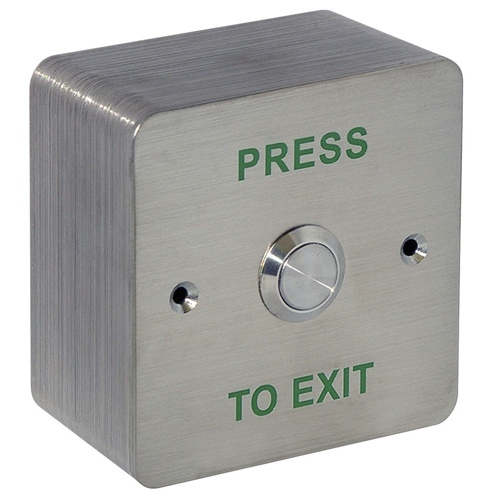 Surface Mounting Press-to-Exit Button Type AEB23/AEBBOX
