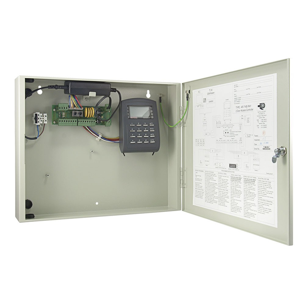Soyal AR-716E-RAY Networking and Standalone 2 door proximity controller