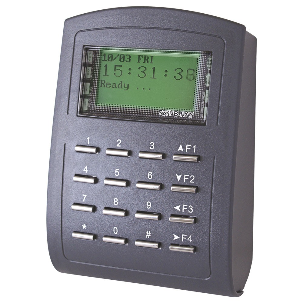 Soyal AR-727HB-RAY Access Controller Keypad