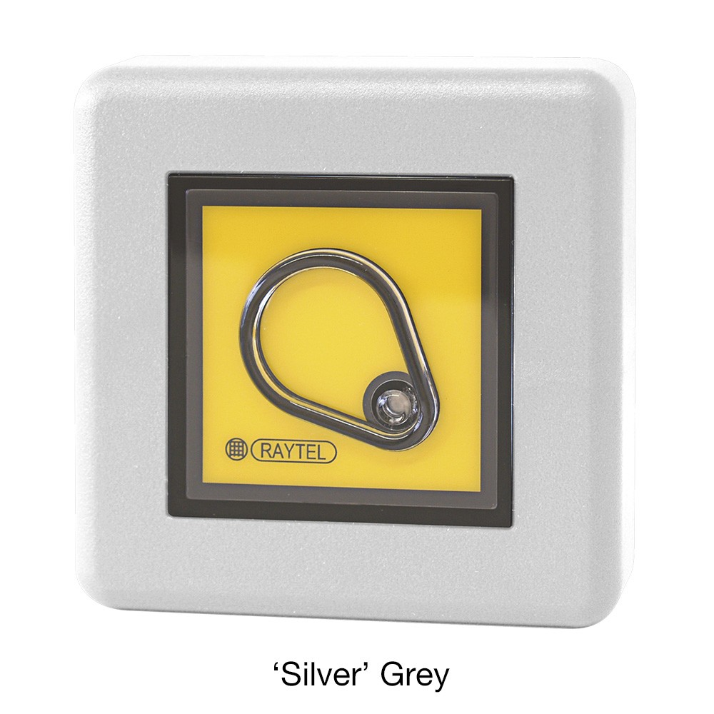 AR-737HB-RAY Proximity Reader with Silver Grey housing