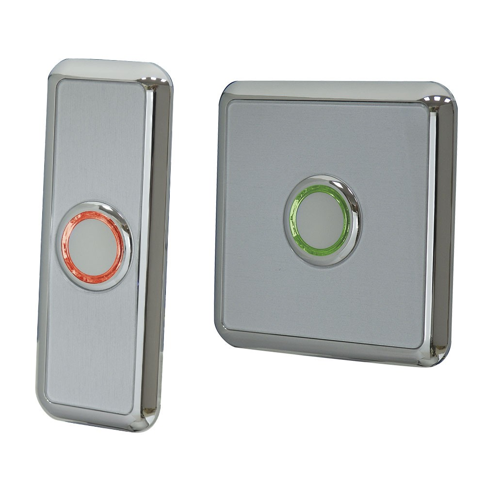 AR-PB Series Piezo Illuminated Push Buttons