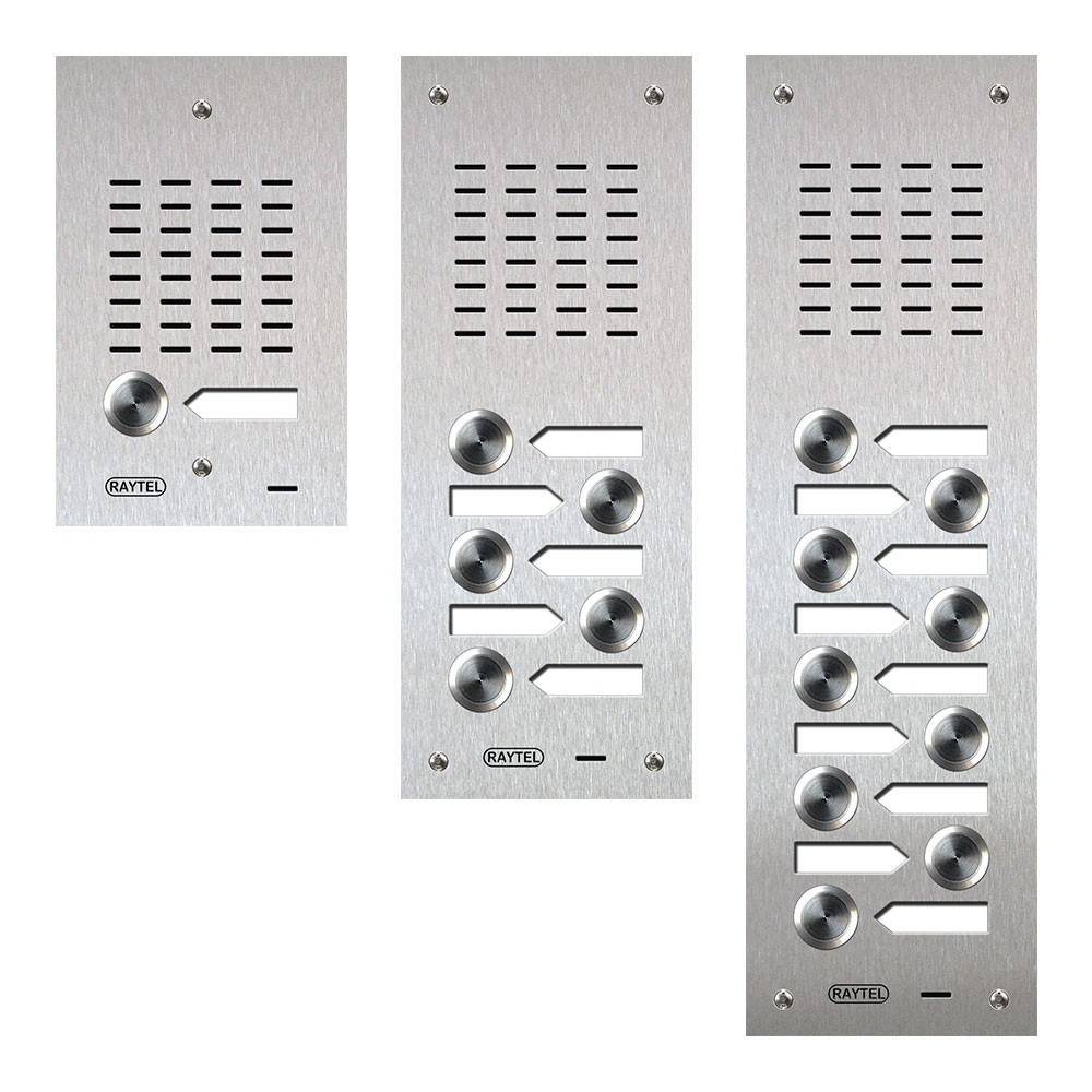 Compact Range Audio Door Entry Panels