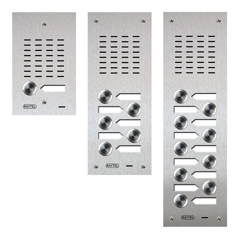 Compact Range Audio Door Entry Panels