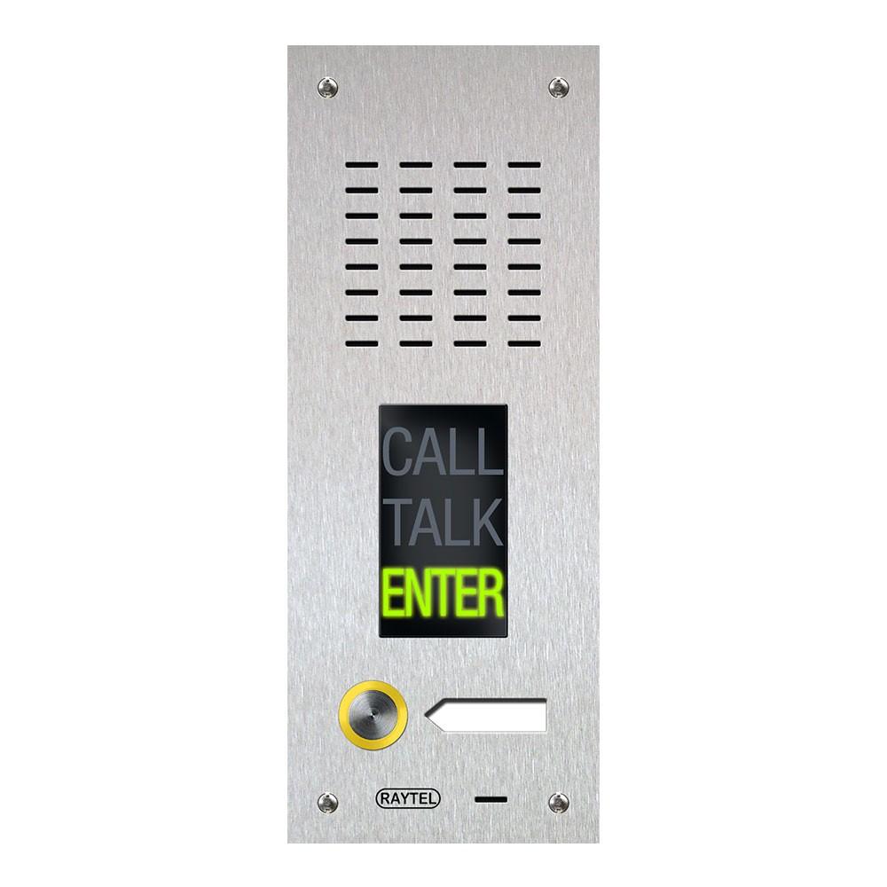 Compact Range Audio Door Entry Panel with DDA Friendly options