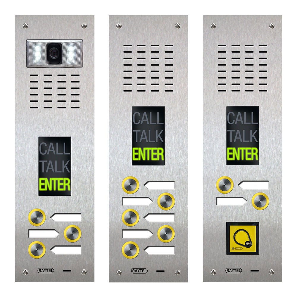Compact Range DDA Friendly Door Entry Panels