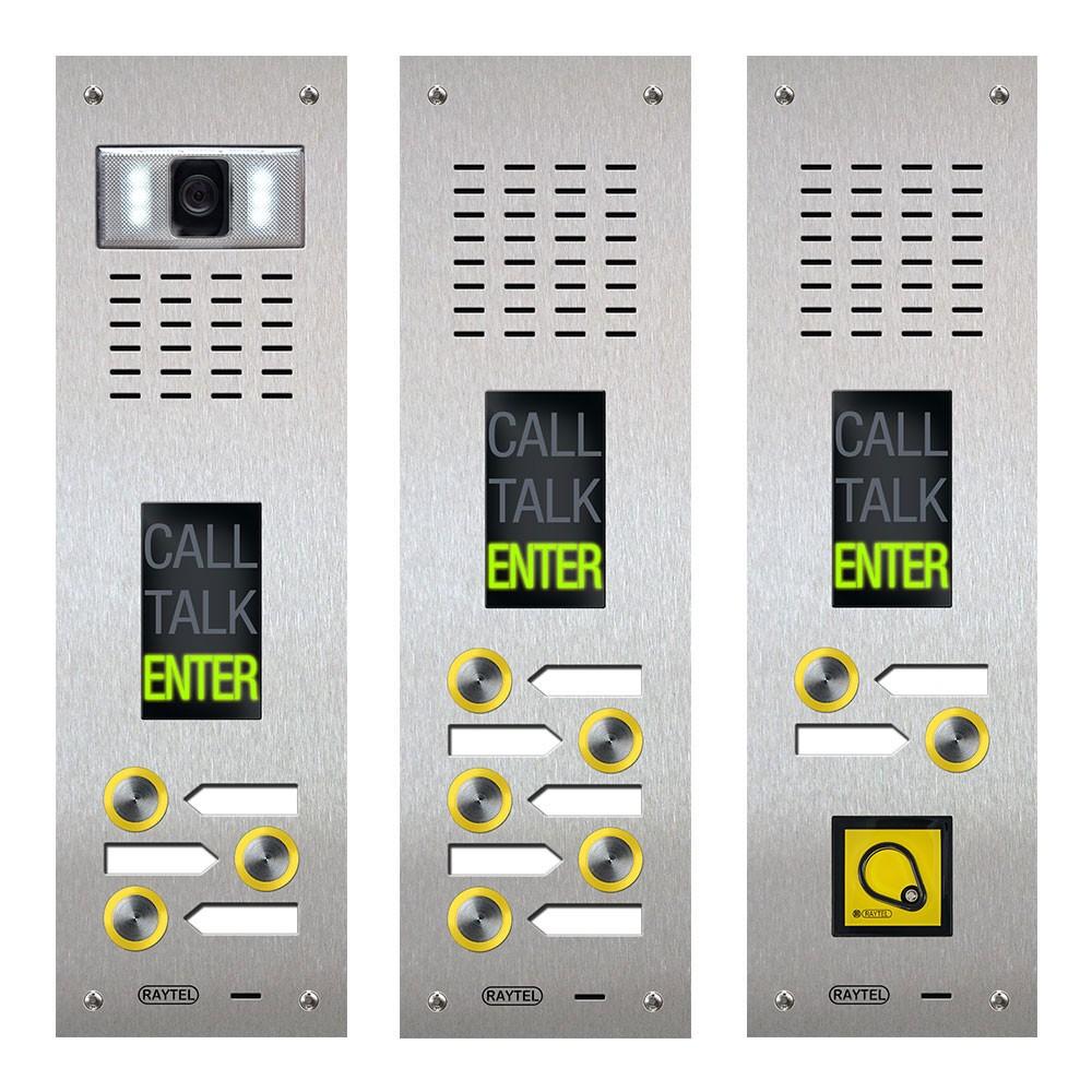Compact Range DDA Friendly Door Entry Panels