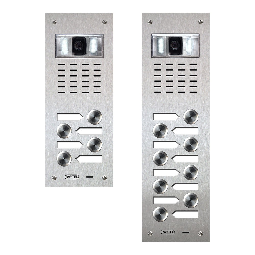 Compact Range Video Door Entry Panels