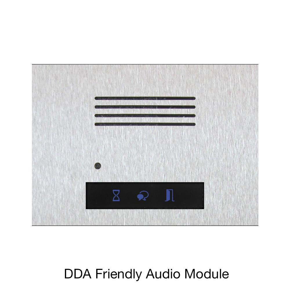 DDA Friendly Audio Module