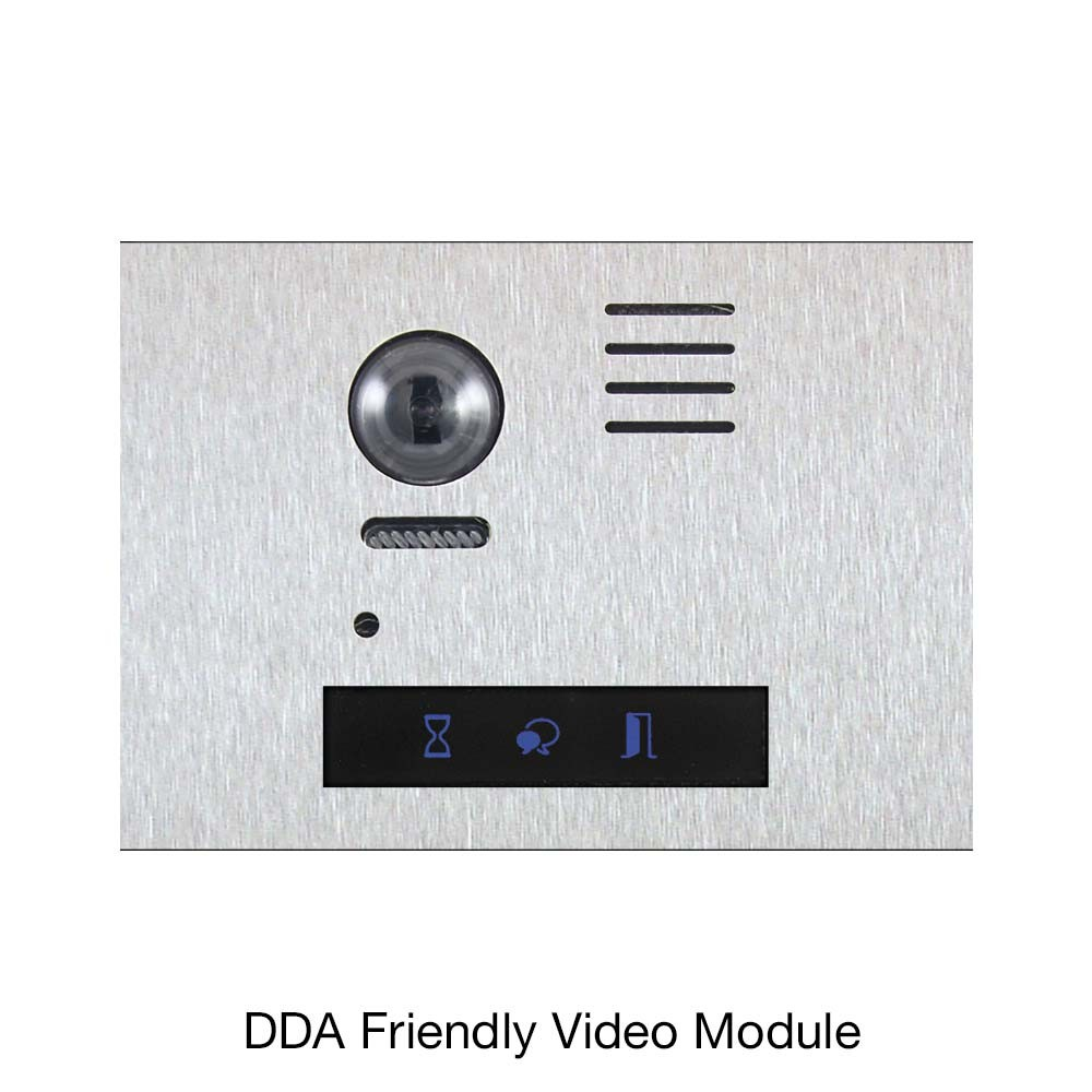 DDA Friendly Video Module
