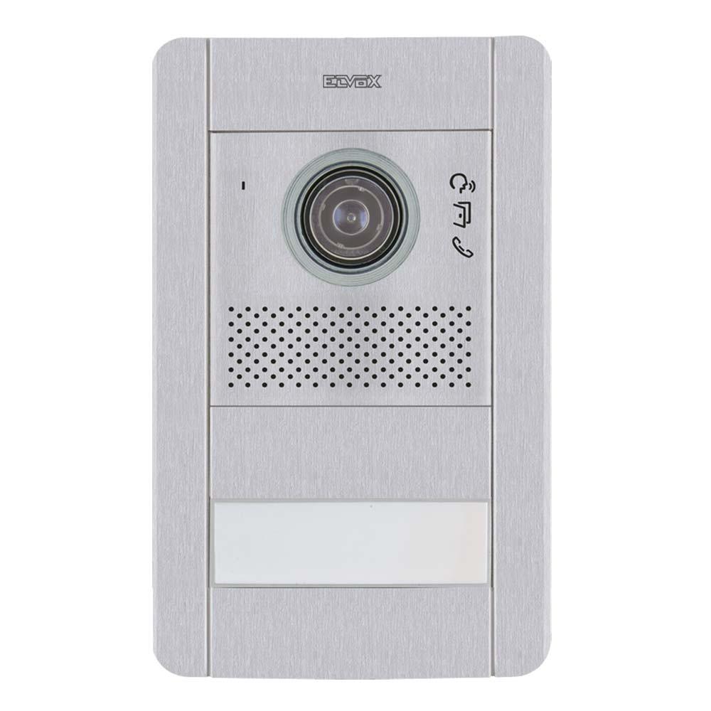 Elvox 1 Button Pixel Video Door Entrance Panel - 2 Wire