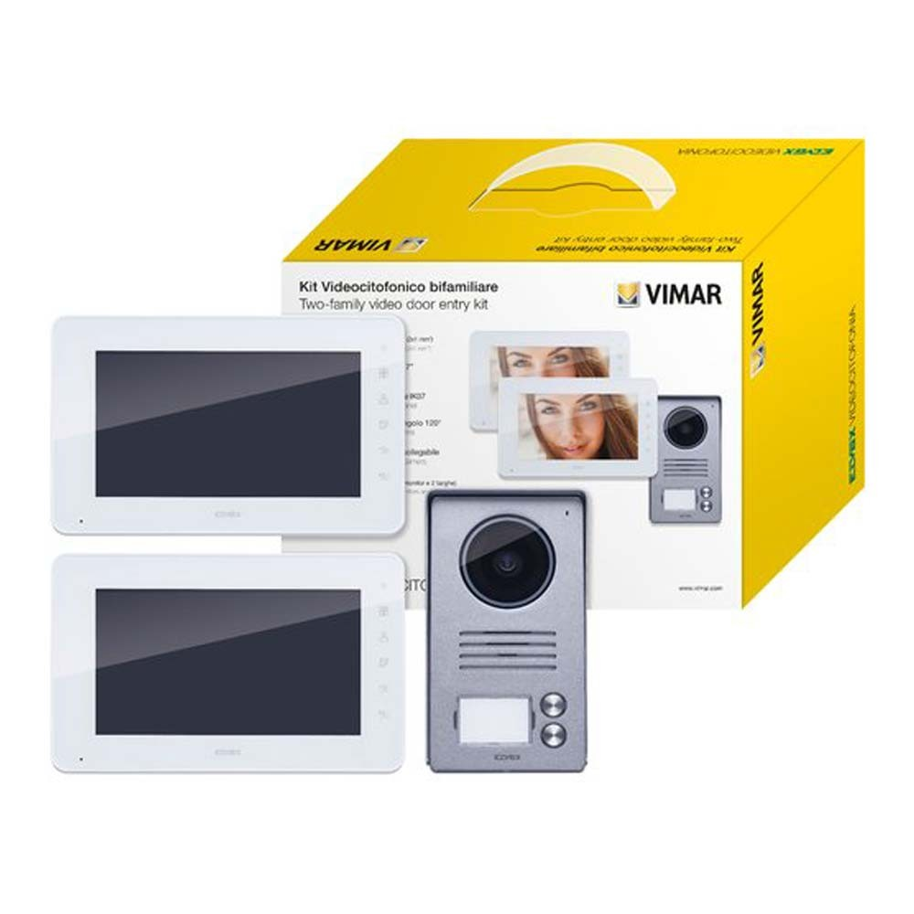 K40911 2 Apartment Video Door Entry Kit