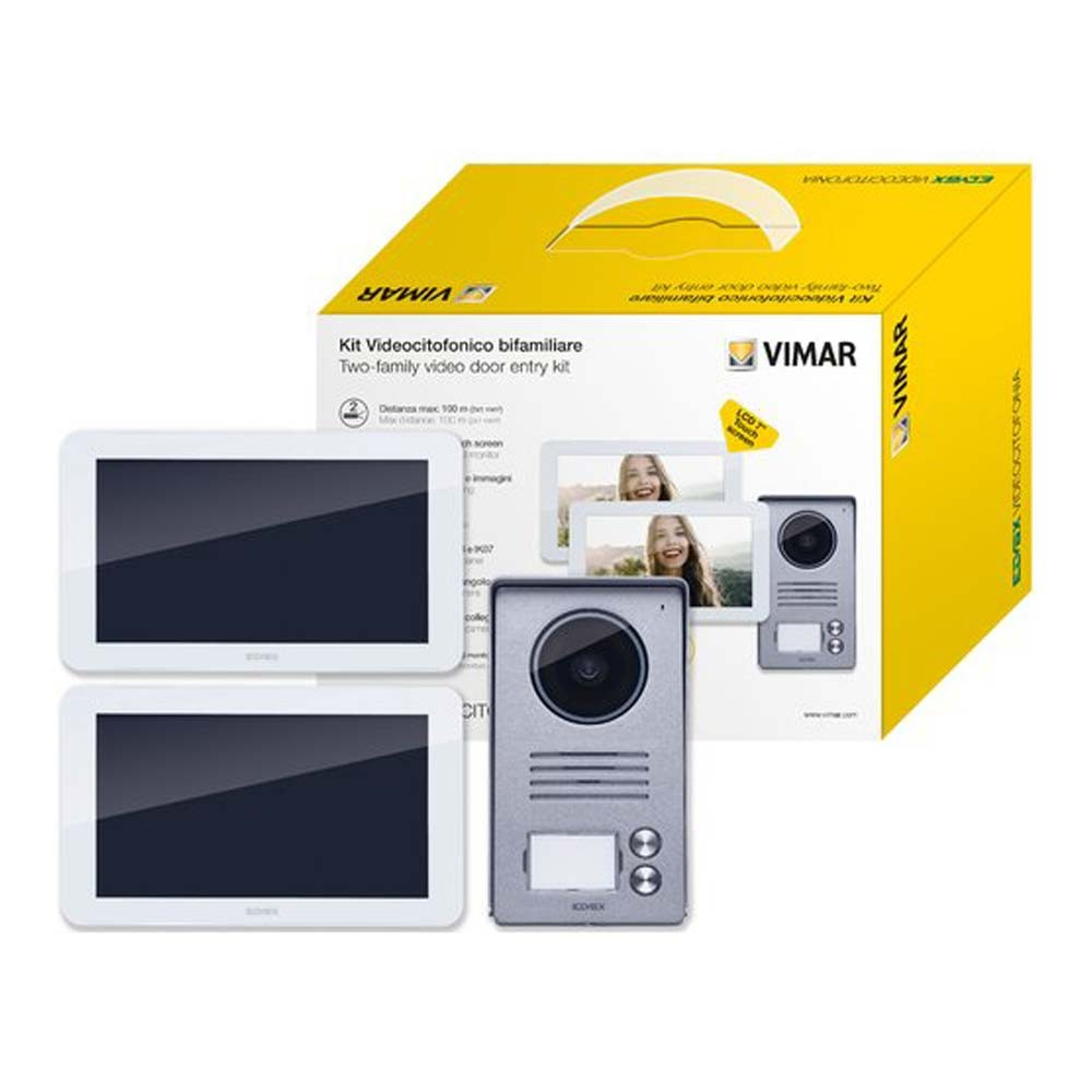 K40916 2 Apartment Video Door Entry Kit