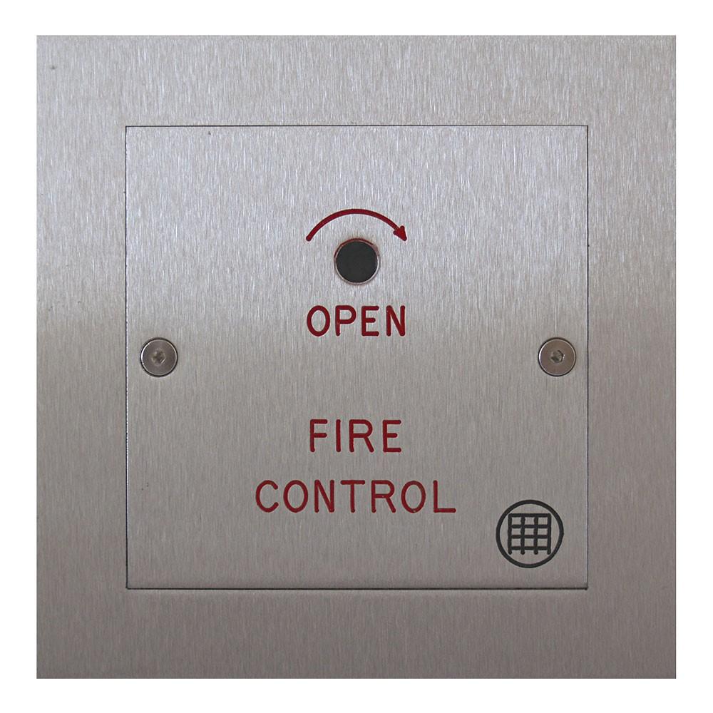 Fire Control - Fire Drop Key Switch Type FS4