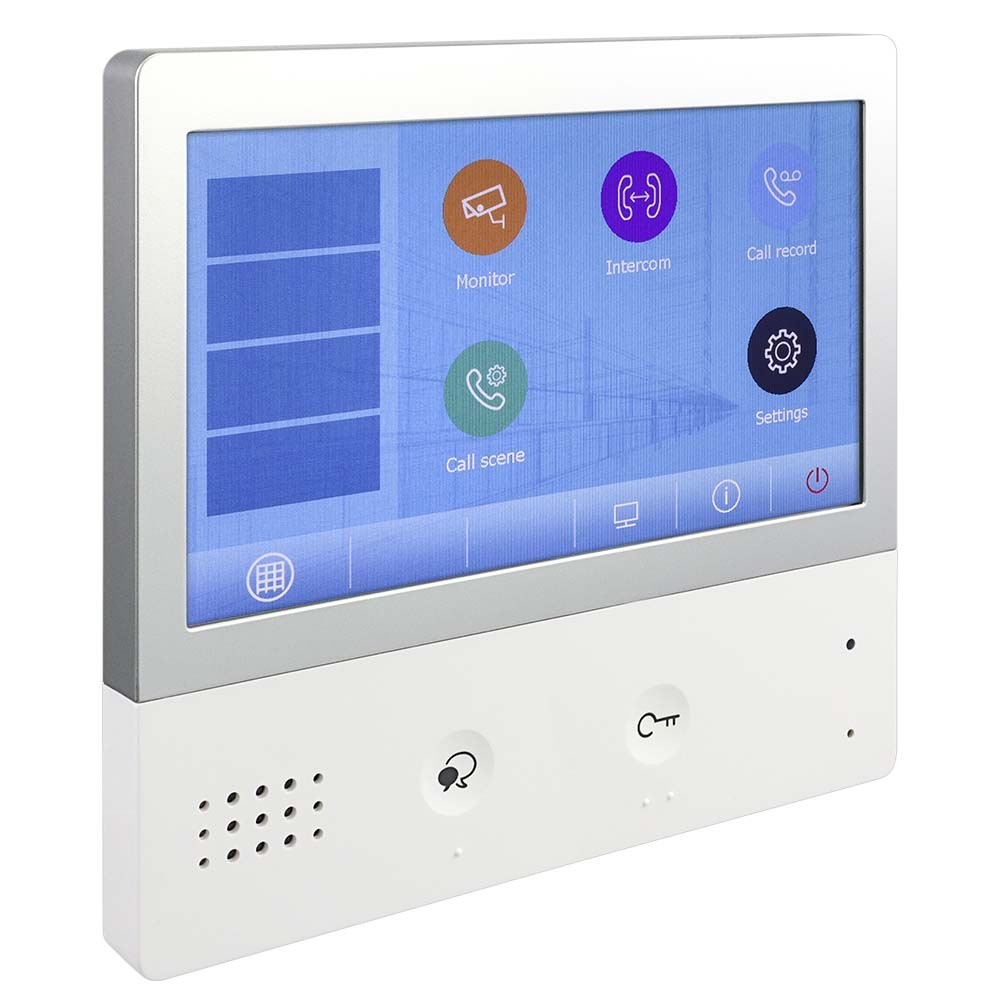 RSS IP-M7 Touch screen colour monitor apartment unit