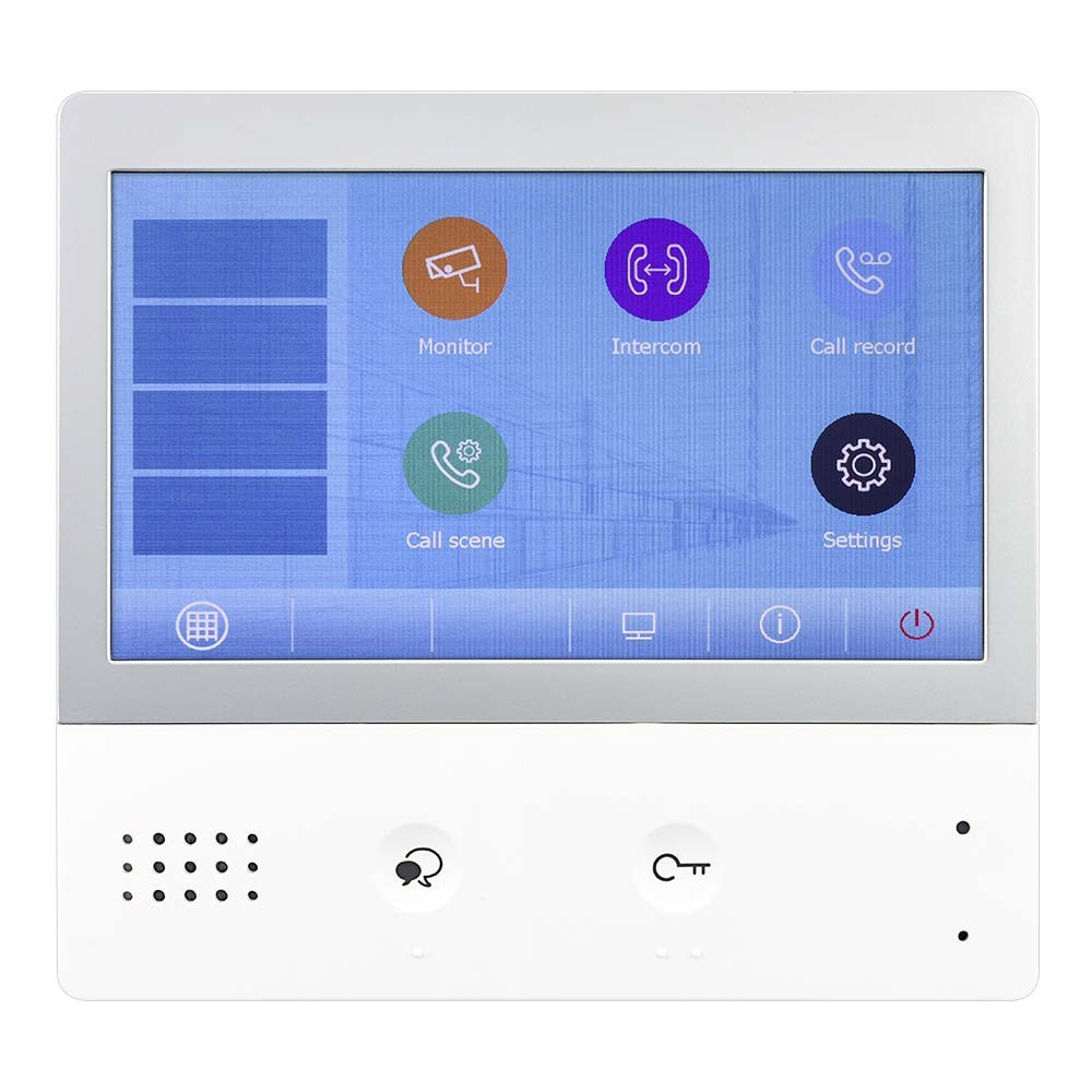 RSS IP-M7 Touch Screen 7 inch colour monitor