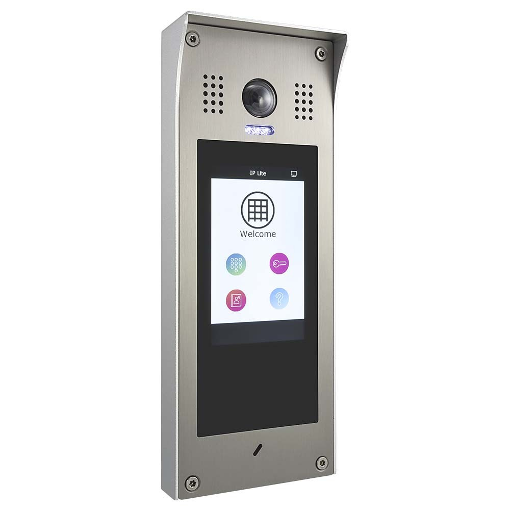 RSS IP-PD Touch Screen IP Video Door Entry panel