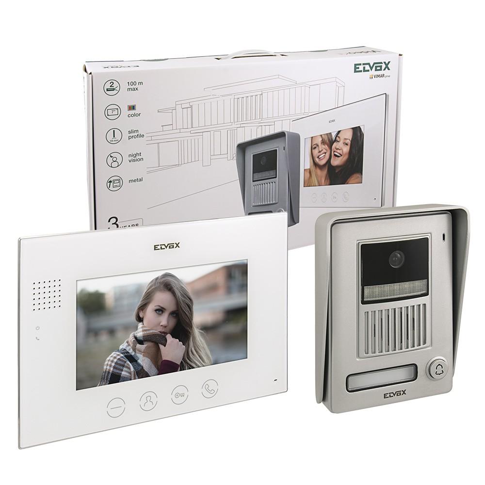 K40902 - Colour Video Door Entry Kit for Single Door