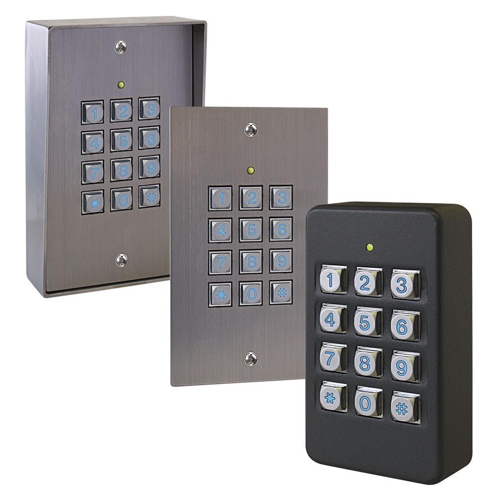K50i Series Access Control Keypads