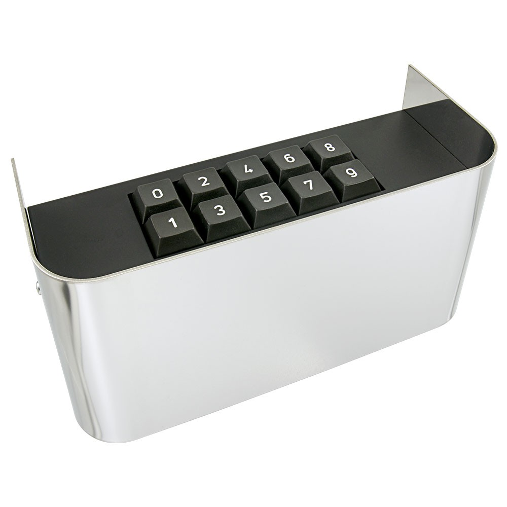 Digital KBD2 Access Control Keypad top view
