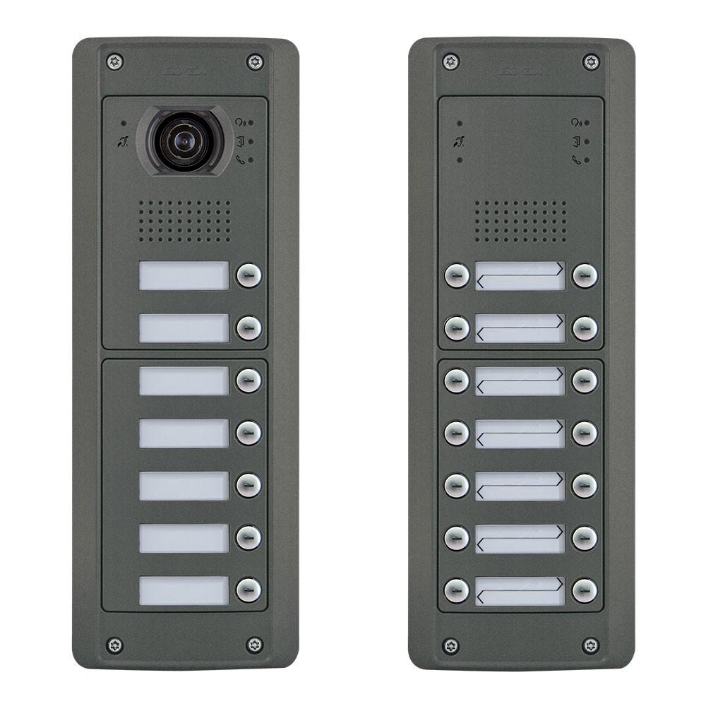 Pixel Heavy Door Entrance Panels Audio and Video Functional Dial