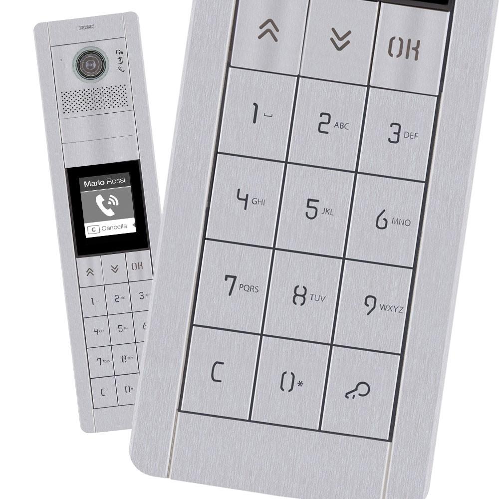 Pixel digital dial keypad