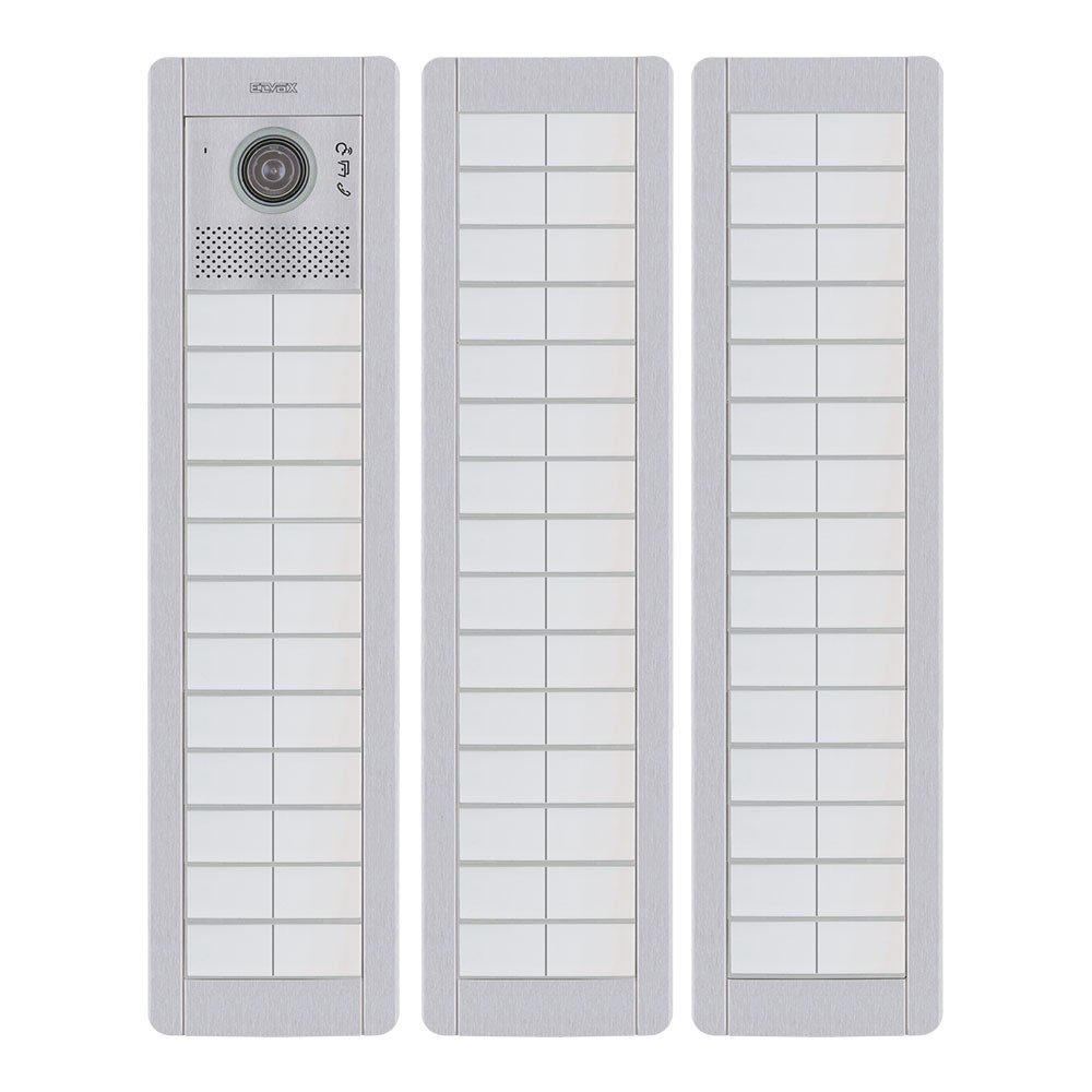 Elvox Functional dial Pixel tall door entry panels