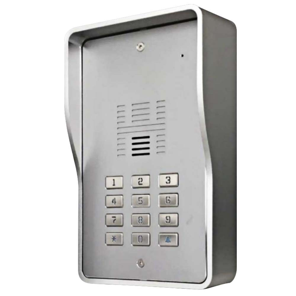 GSM Entrance Panel and Access Controller