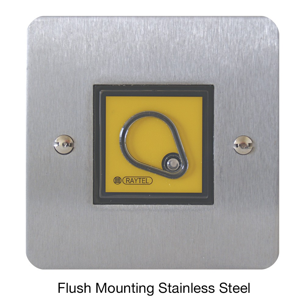 AR-747HS-RAY Proximity Reader Stainless Steel Flush Mounting