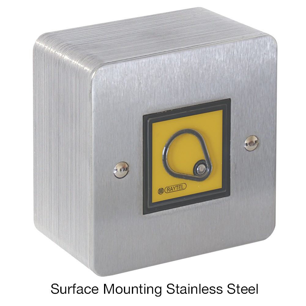 AR-737HB-RAY Proximity Reader Stainless Steel Surface Mounting