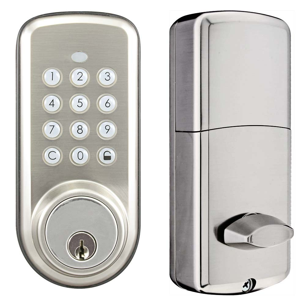 BT-Deadbolt-K Smart Bluetooth Door Deadbolt Lock