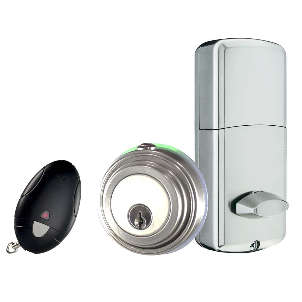 BT Deadbolt Smart Lock and Fob