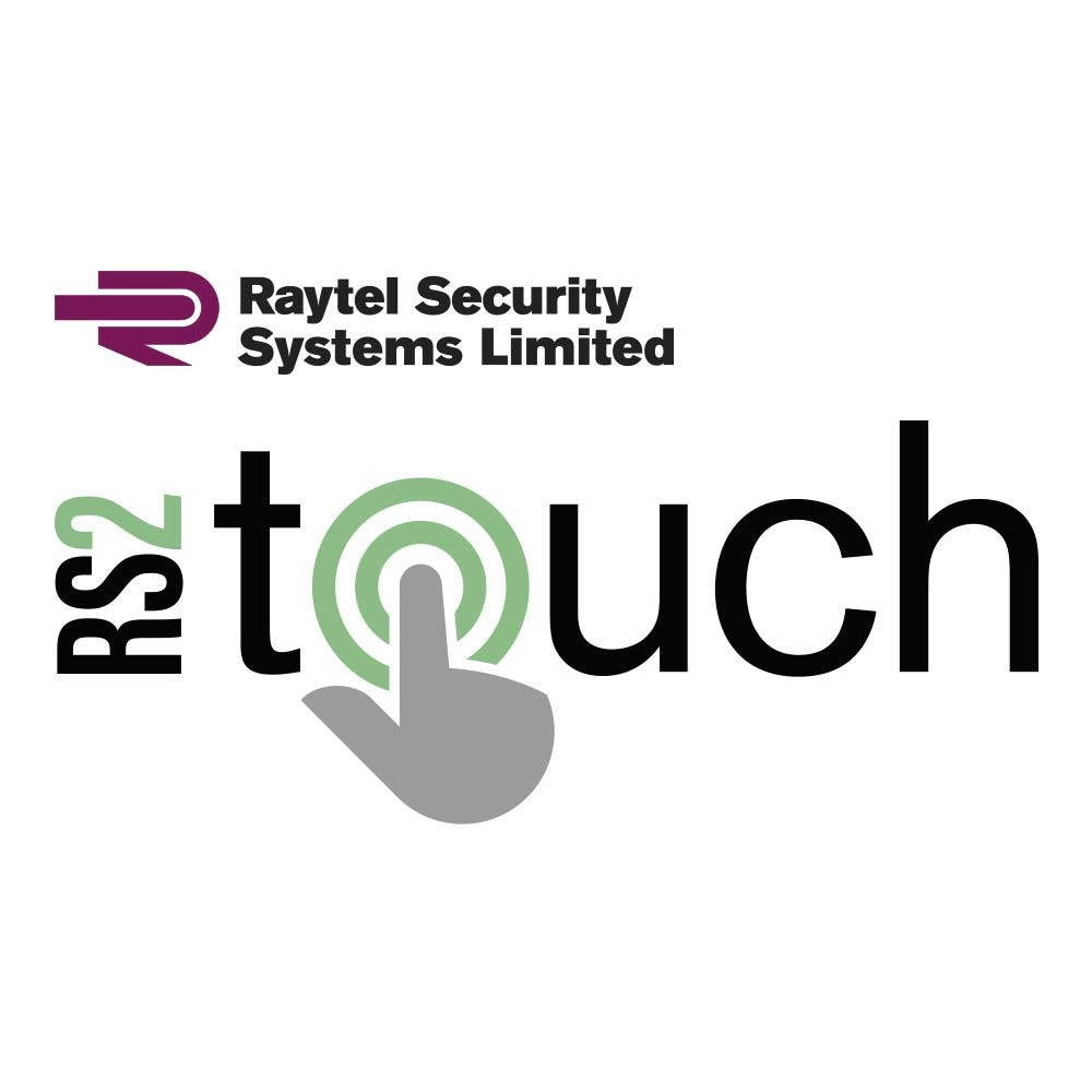RS2 Touch Series from Raytel Security Systems