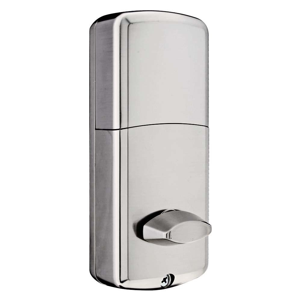 Touch too open smart door lock powered by 4x AA Batteries