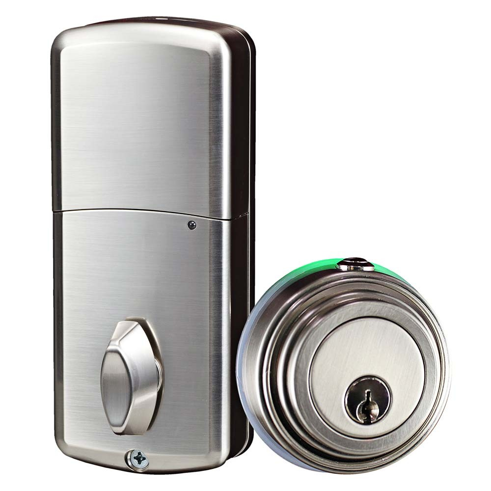 Smart Bluetooth 'touch' door lock - BT Deadbolt