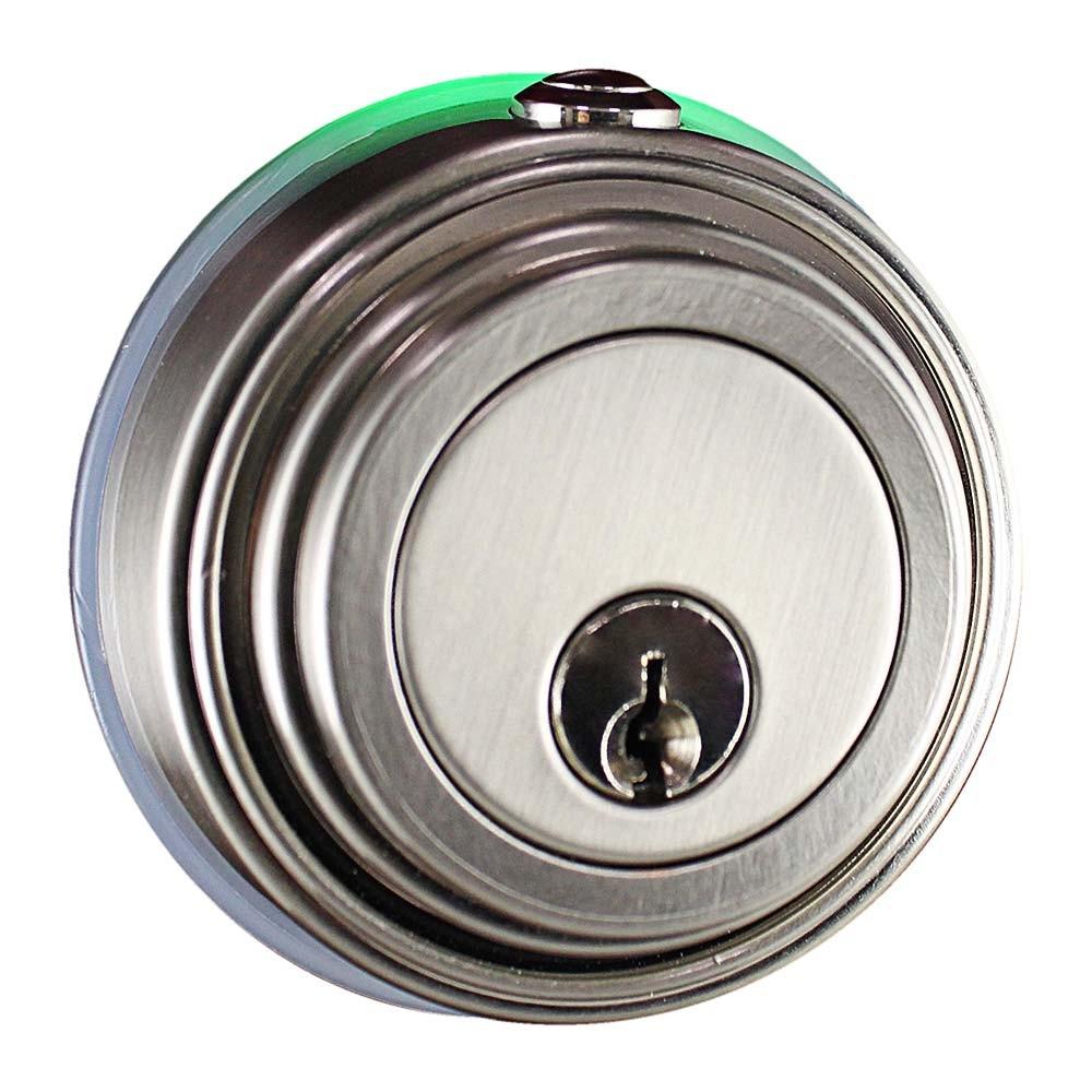 Touch too open smart door lock