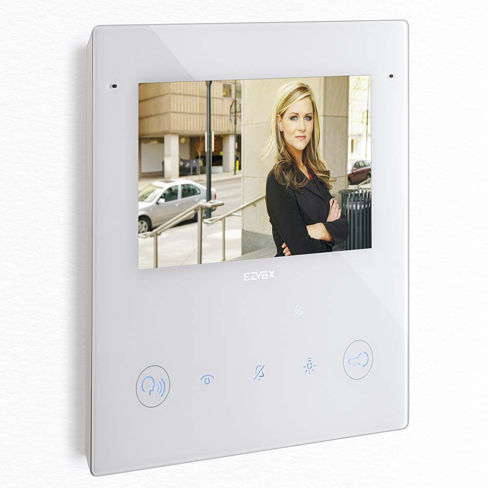 Tab 5S Up Hands Free Door Entry video monitor