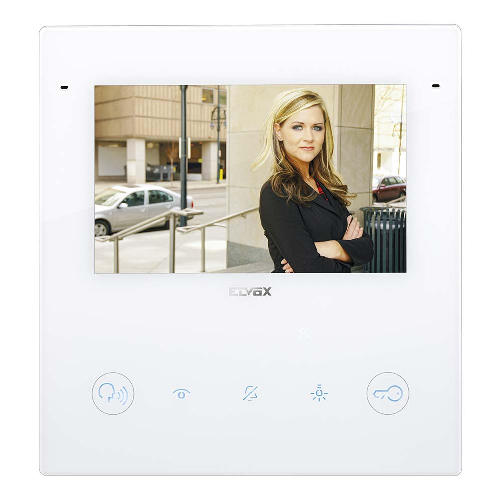 TAB 5S Touch Screen Door Entry video monitor
