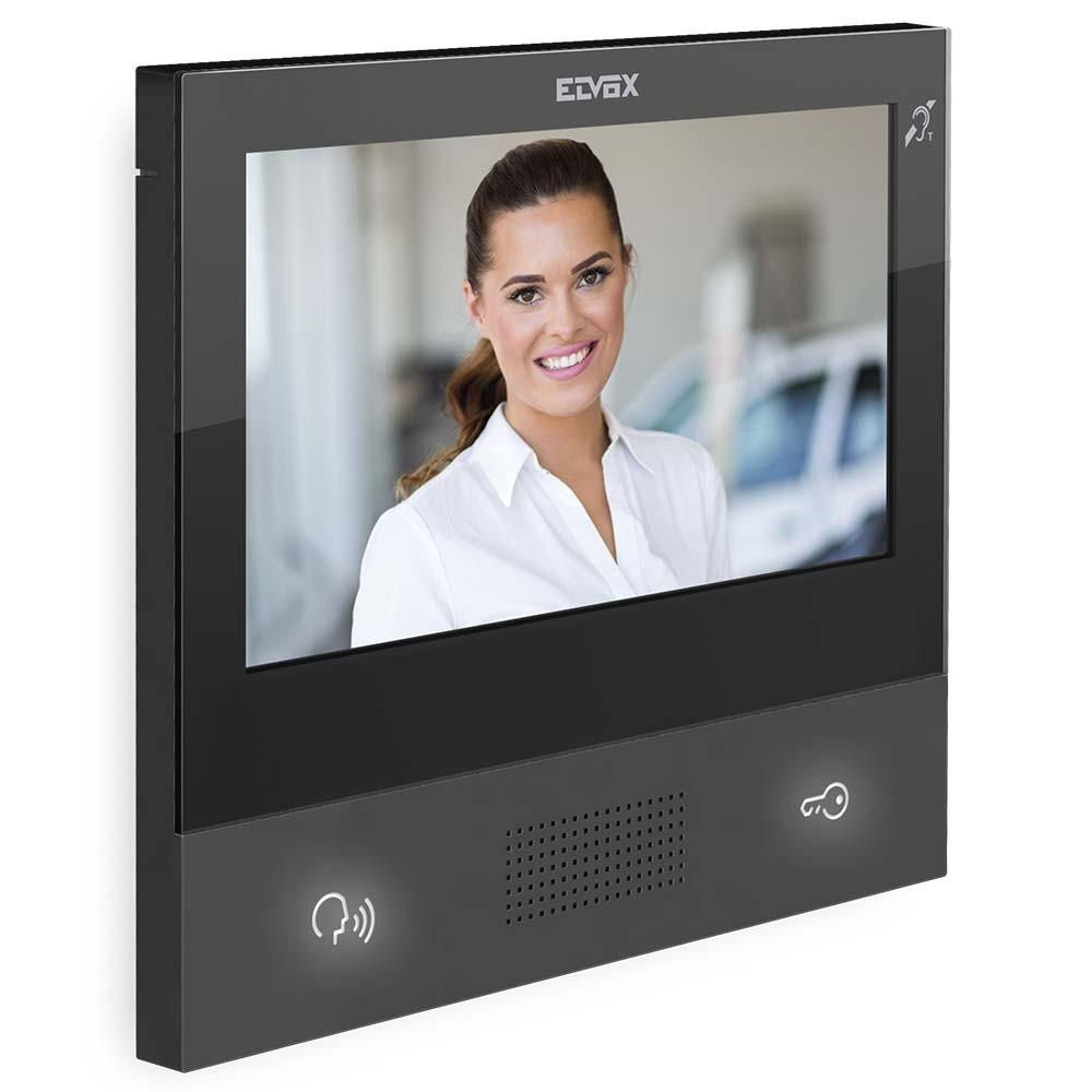 TAB 7 Door Entry Video Monitor - Black