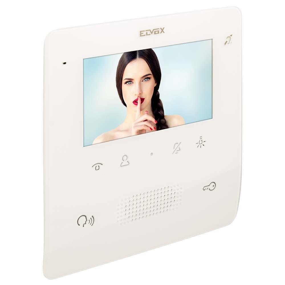 Elvox TAB 7559 Hands Free Video Door Entry Handset angle