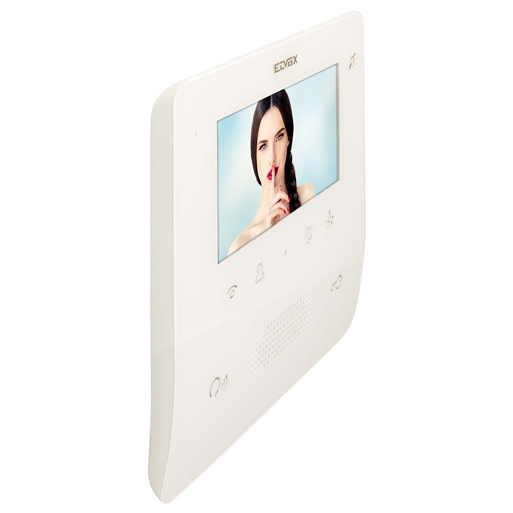 Elvox TAB 7559 Hands Free Video Door Entry Handset side